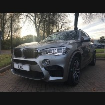 BMW X5 F15 Complete Body Kit Upgrade Conversion with full Exhaust system to X5m Sport Style 2014 2015 2016 2017